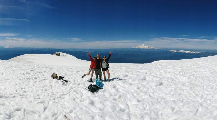 Hiking Buddy Application